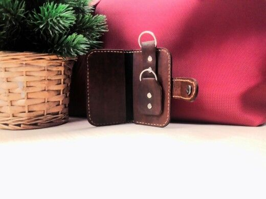 Change your key pouch