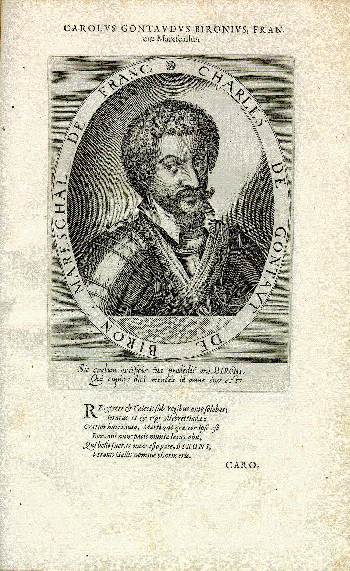 Charles de Gontaut, Herzog von Biron (1562-1602)