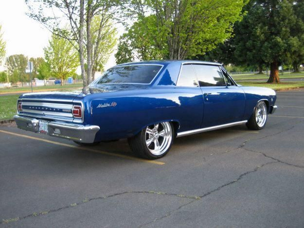 Image detail for -Fully Restored 1965 Chevy Chevelle SS - Corvallis - Cars - cars ...