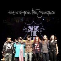 """Concierto de Presentación del nuevo disco """" Heading for the Surface""""Sala Arena Madrid. 19.12.14"""