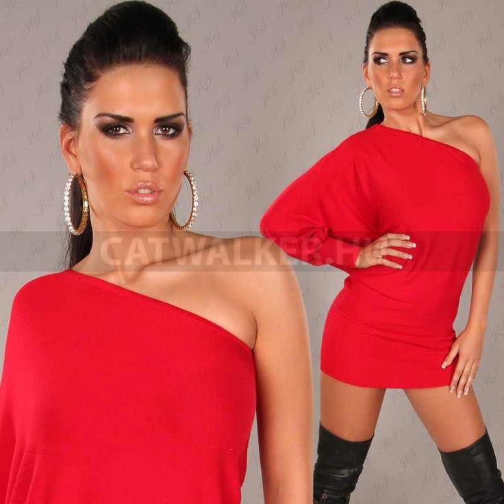 Kötött ruha, divatos megjelenés! Hidegben is nőiesen!
