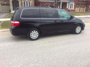 2006 Honda Odyssey EX L Minivan Fully Loaded Low km