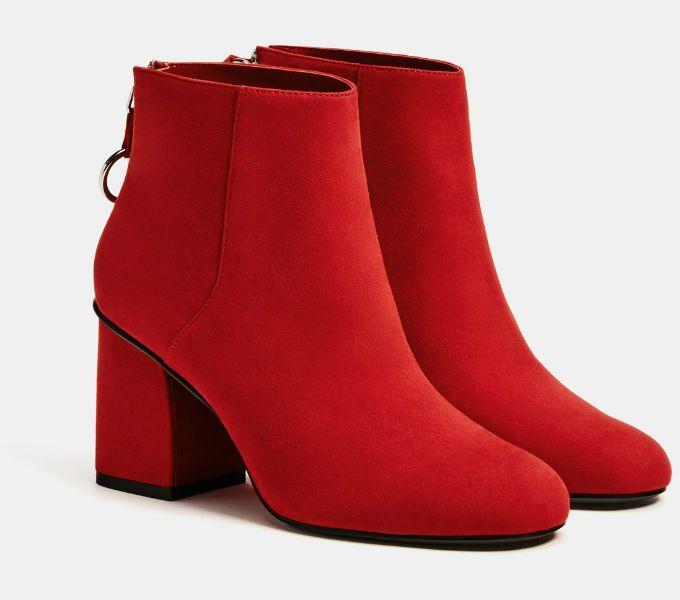 super popular zapatos exclusivos estilos frescos 17 zapatos de tacón ancho que vas a querer en tu día a día ...