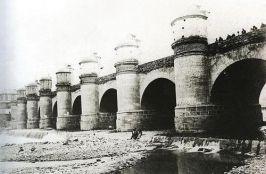 Puente Cal y Canto 1928, Santiago de Chile