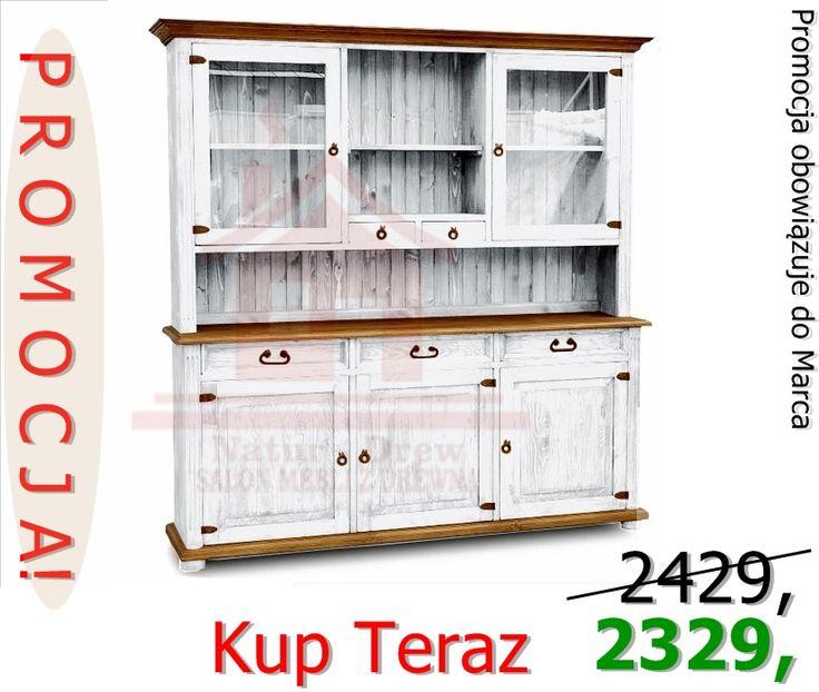 Kredens 15 z drewna,drewniany,Meble z Drewna HIT (5002456473) - Allegro.pl - Więcej niż aukcje.