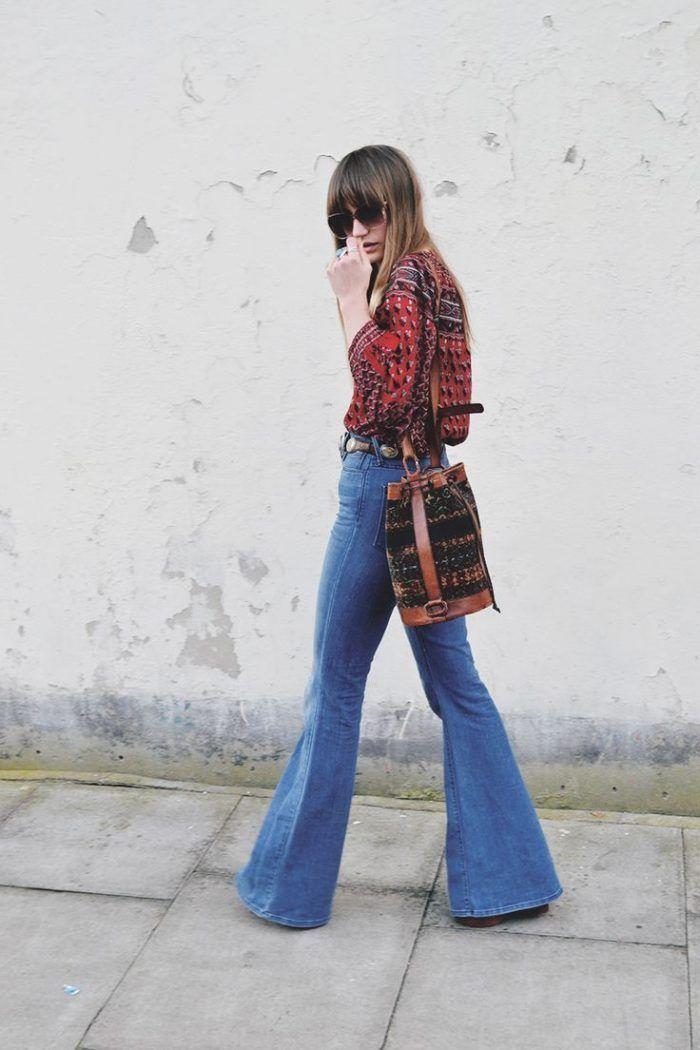 70s Photoshoot 70er Jahre Boho Style Fr Frauen Ist Zurck Fr Echte