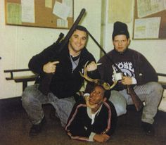 The shocking truth about the two Chicago Police officers posing in this horrendous photo. Officers Timothy McDermott and Jerome Finnigan