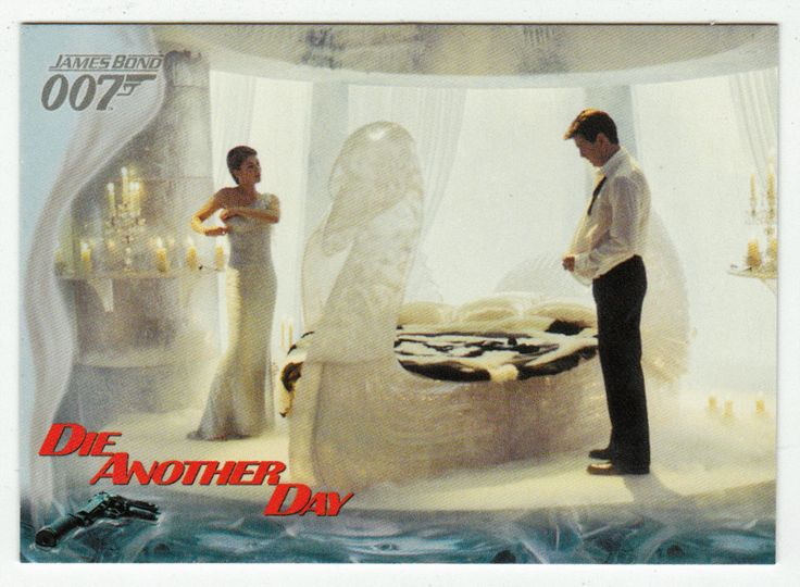 James Bond - Die Another Day #  36 - Continuing his mission in Iceland, James Bond