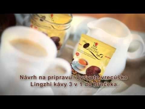 Linghzi Coffee 3in1 sk