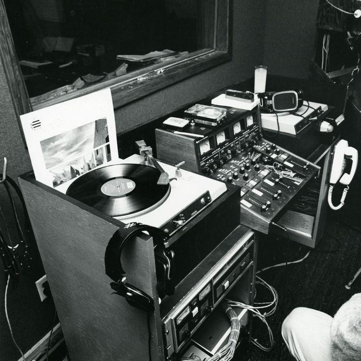 DJ setup in '60s?