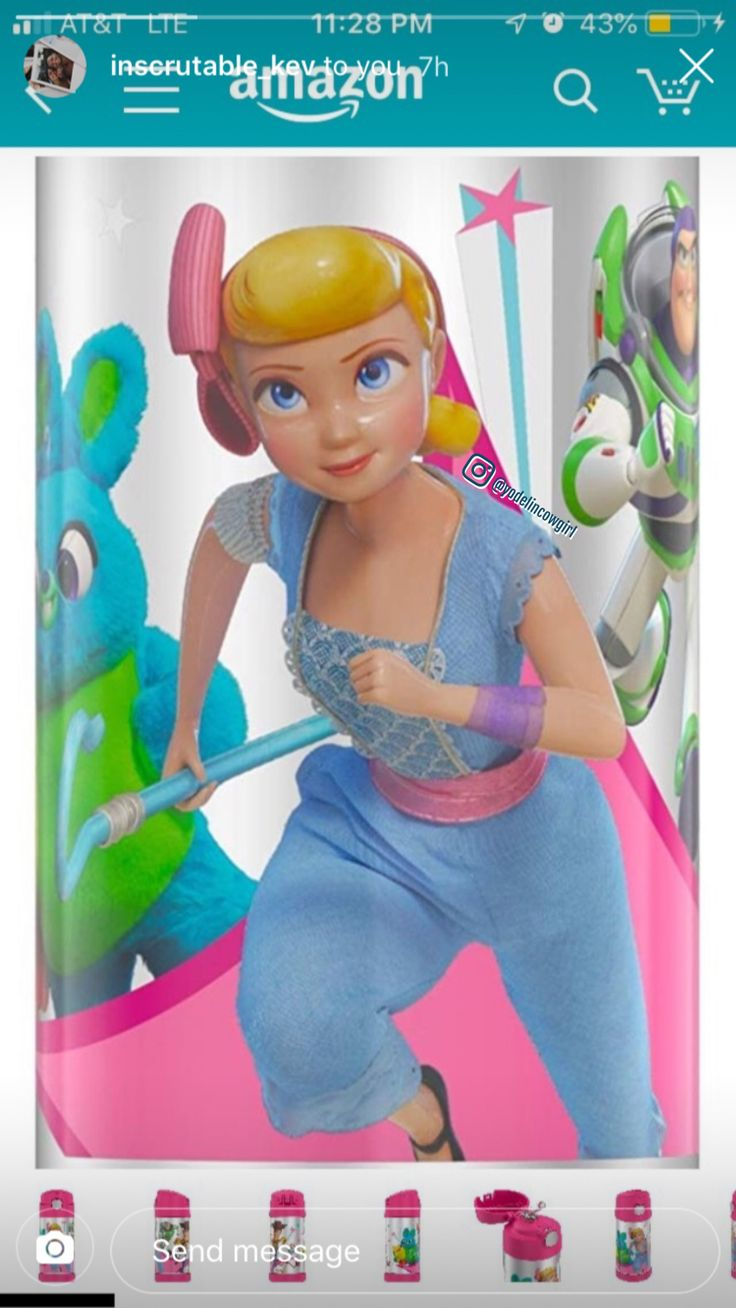 New Glimpse At Bo Peep S Look In Toy Story 4 Toy Story