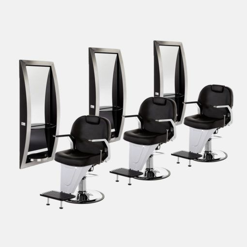 Marvelous Salon Furniture Packages Insignia Barbers B L