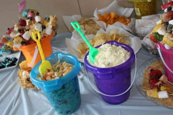 indoor beach party ideas decorations - Google Search