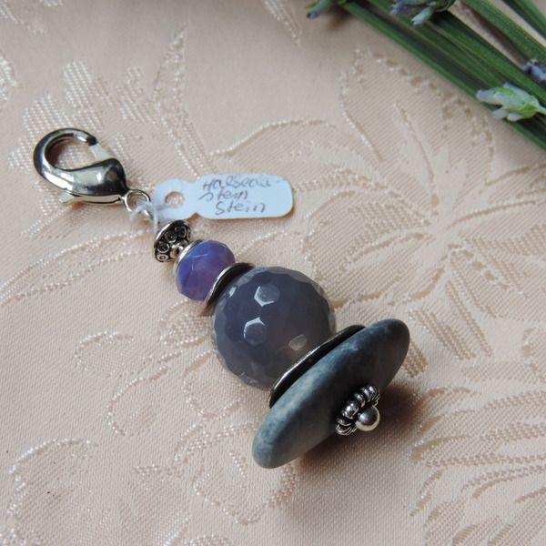 *Ilonas* Schmuckanhänger Stein von IlonasSchmuckstuebchen auf http://de.dawanda.com/product/70117039-Ilonas-Schmuckanhaenger-Stein