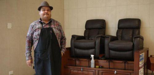 [VIDEO]  Luis Miguel Rivera vive apasionado por uno de los...