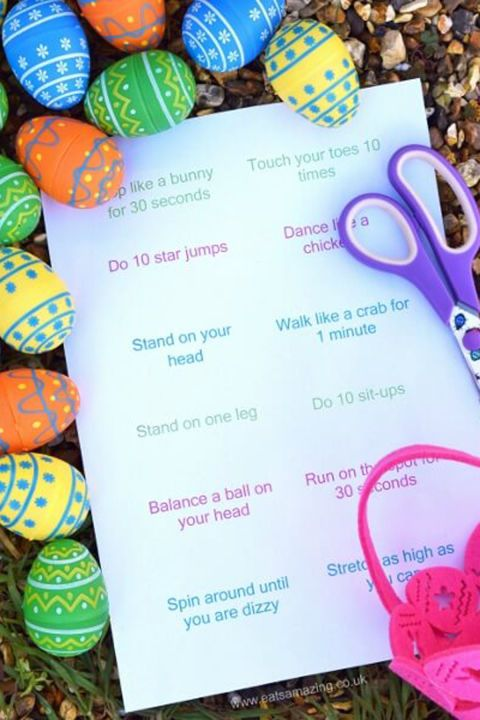 fun easter games the whole family can play