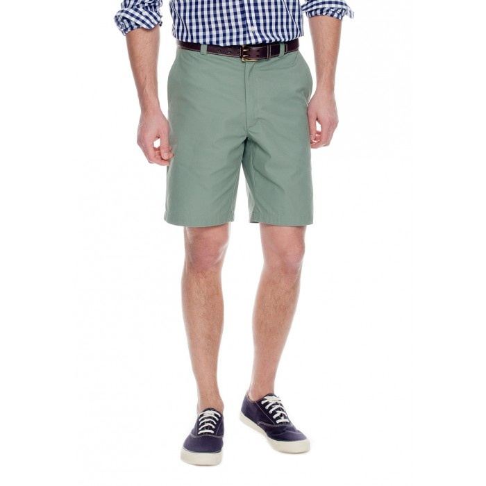 DEVON LIGHTWEIGHT TWILL SHORT IN NEUTRALS