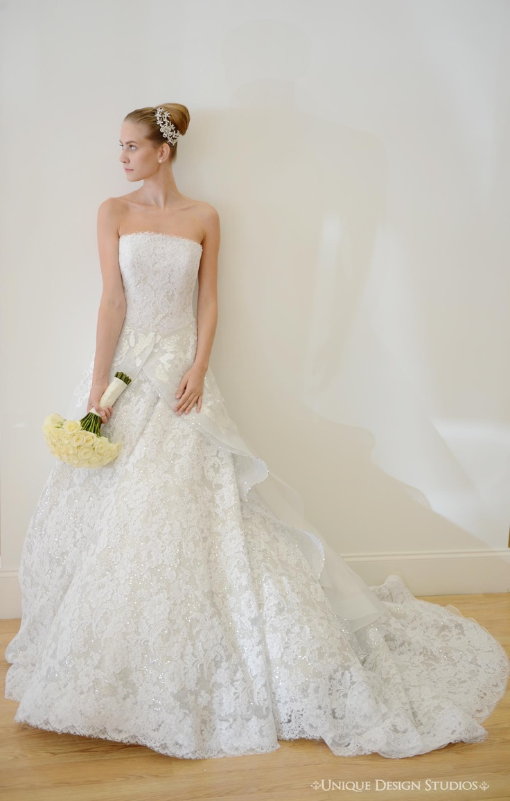 27 best Wedding dress images on Pinterest | Brides, Bridal and ...