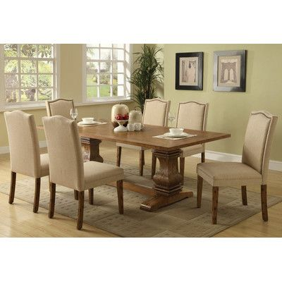 Wildon Home ® Randall 7 Piece Dining Set & Reviews | Wayfair
