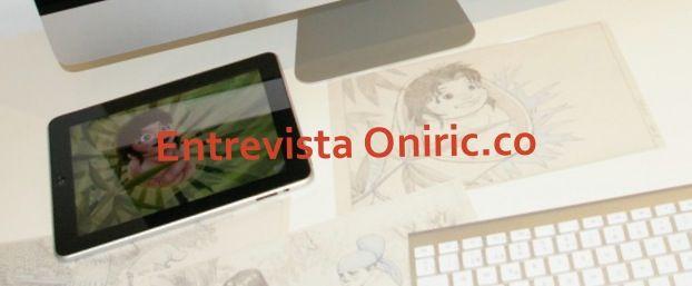 """Oniric.co: """"La interacción produce satisfacción instantánea, la narración se construye poco a poco"""""""