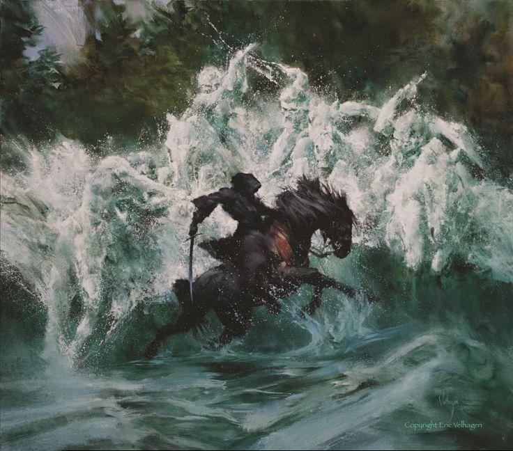 Гнев Бруинен  Eric Velhagen's online portfolio; a painter from Albuquerque, NM.