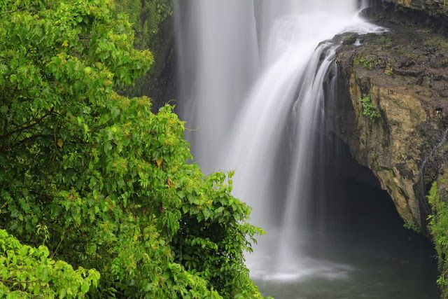 Tegenungan is one of the many tourist places and destination in Bali, it is   popular with waterfall. Tegenungan waterfall lies at Tegenungan Village,   approx. 5 kilometers, south east Ubud. Bali has a selection of waterfalls   that are fun to visit. For many people the idea of hiking through the