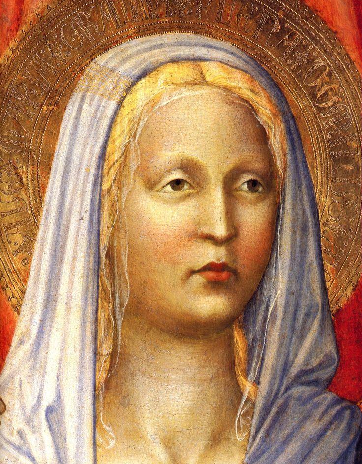 Masaccio Sant'Anna Metterza 1424 - 25