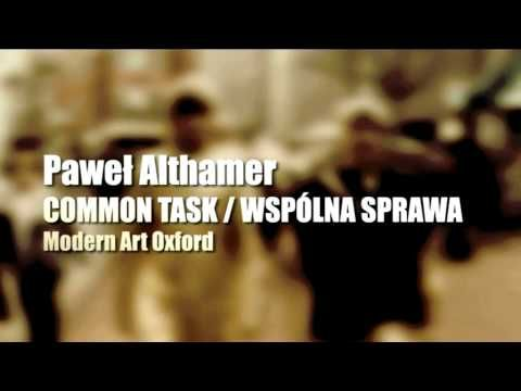 Paweł Althamer - Common Task :: [ENG]