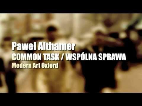 Paweł Althamer - Common Task :: [ENG]