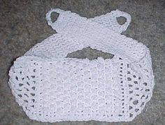 BACK SCRUBBER Crochet Pattern - Free Crochet Pattern Courtesy of Crochetnmore.com