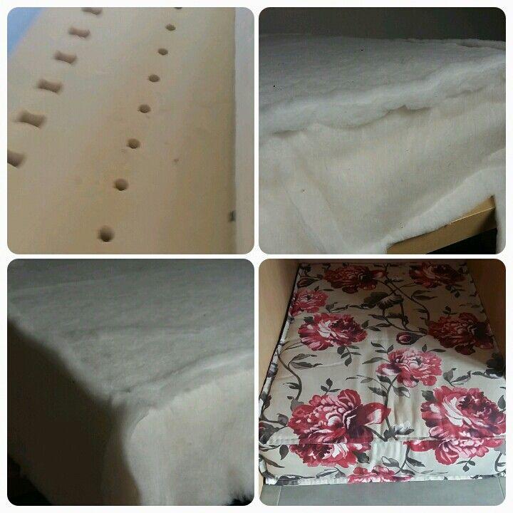 Reciclar un colchón viejo
