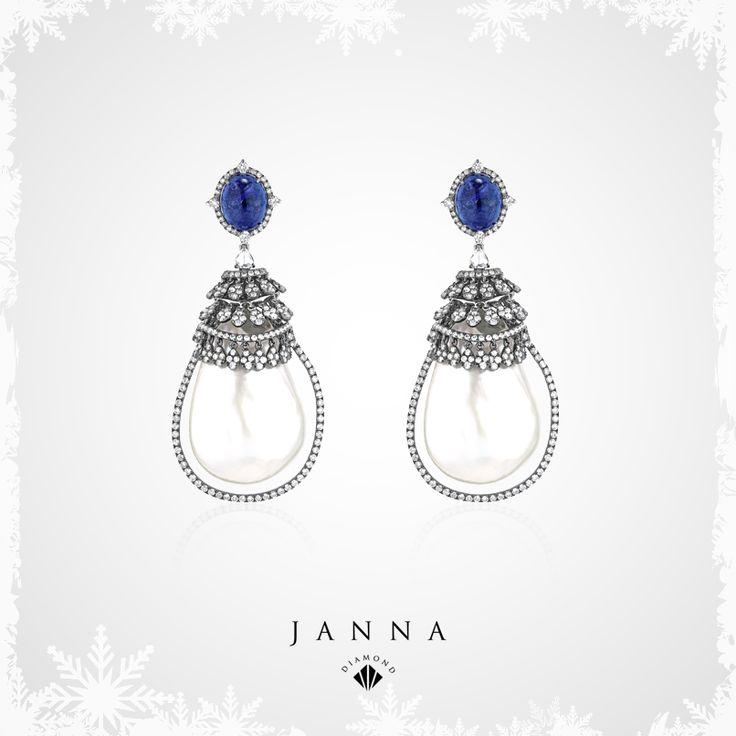 Yeni yıla, yeni bir ışıltıyla... To the new year with a new radiance... www.janna.com.tr