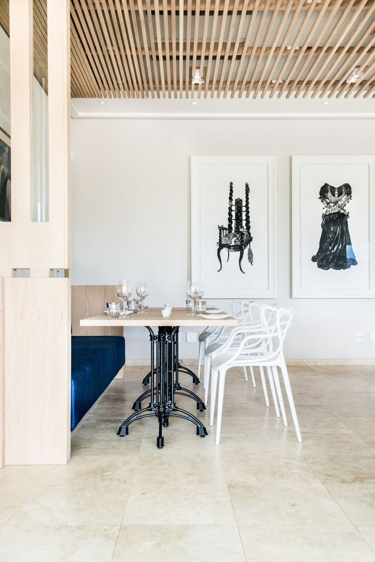 inhouse brand architects adds italian flair to south african restaurant