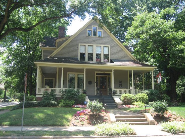 Slate Gray Craftsman Style Homes