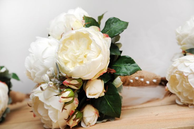 Artificial wedding bouquets and flowers are always in season | Floral by Design