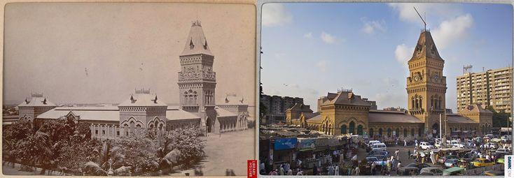 Karachi Time Machine