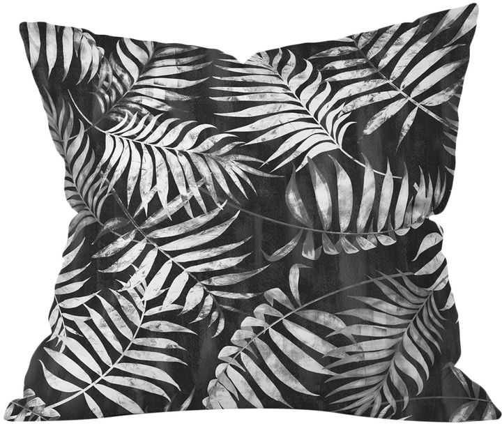 Deny Designs Reeya Tropical Throw Pillow