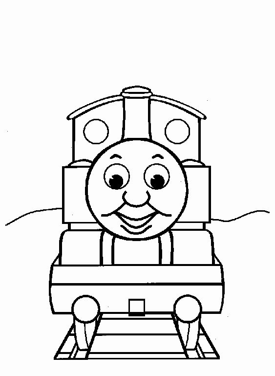 Thomas The Train Coloring Page Lovely Thomas The Train Coloring Pages In 2020 Train Coloring Pages Coloring Books Thomas The Train