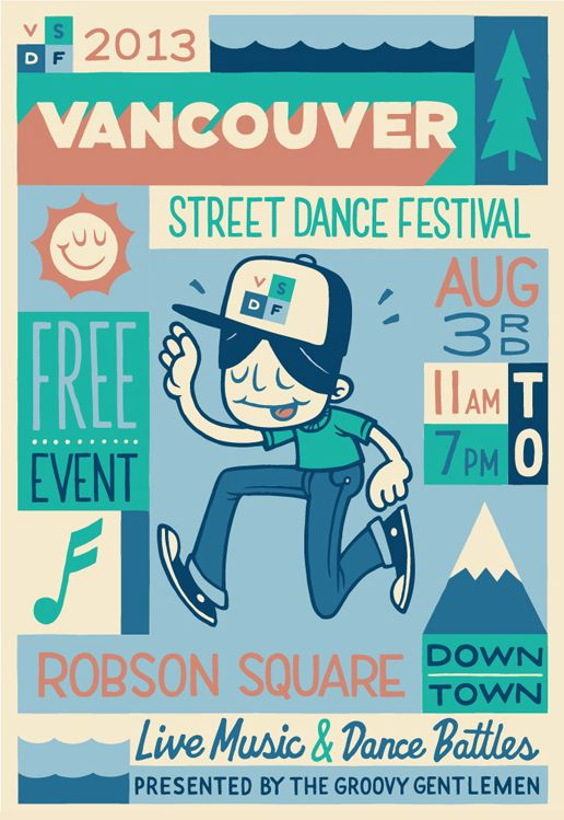 Character Design Vancouver : Best ideas about dance posters on pinterest poster