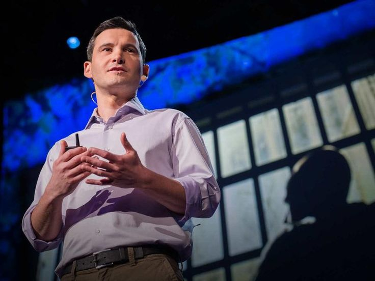 Daniel Reisel: The neuroscience of restorative justice | Talk Video | TED