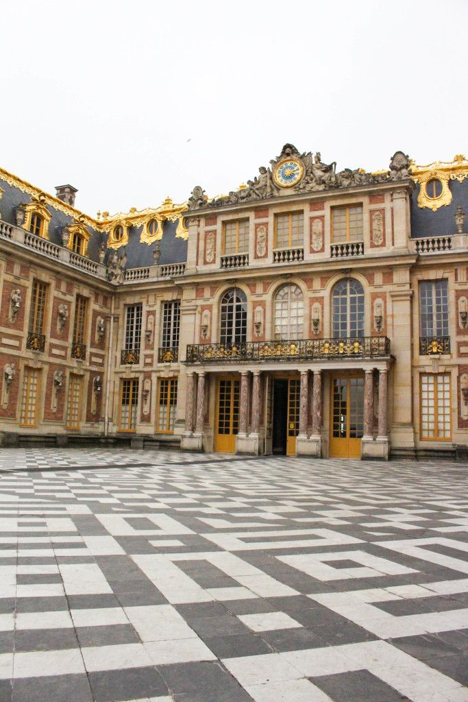 Paris: Guide for your first visit to the city of love - Versailles Palace