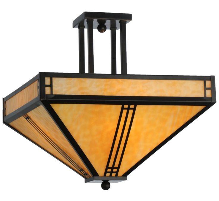 Craftsman Light Fixtures