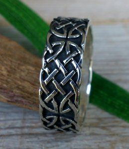ring keltische knoop