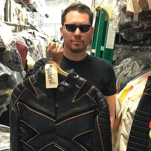 #Repost @bryanjaysinger ・・・ Came across some memories while searching for a #halloween  #costume at the #20thcenturyfox #fox costume department #x2 #x2xmenunited #wolverine @thehughjackman Original jacket.  No I will not be wearing it :) photo @frankiedonjaexmenmovies