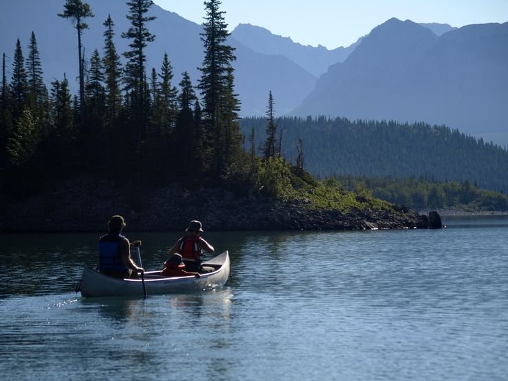 Family Adventures in the Canadian Rockies: Summer Planning: The Best Provincial Park Campgrounds in Southern Alberta