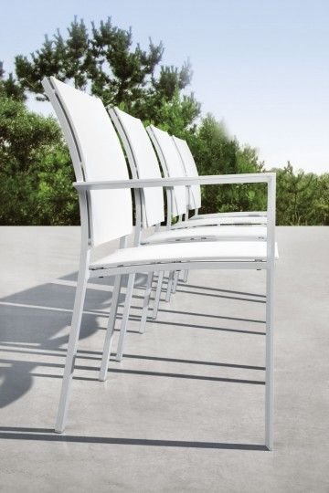 Outdoor Sling Dining Chair Orlando , Outdoor Sling Dining Chair Orlando