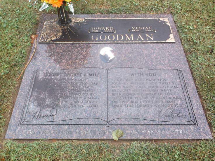 Ernest Tubb Walking The Floor Over You >> Vestal Freeman Goodman   BELIEVE IT...prachtige ...