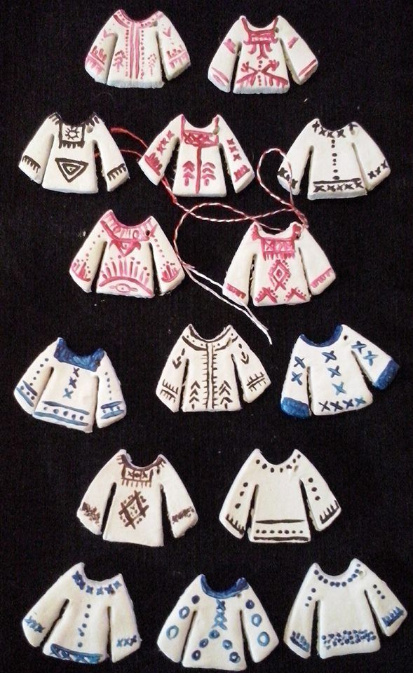 Martisoare handmade darurifaine.wordpress.com