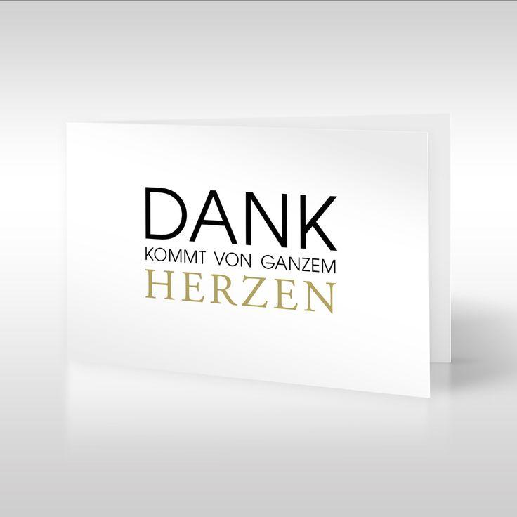Eine trostreiche und moderne Design-Dankeskarte im Querformat, die mit ihrer dreizeiligen Typografiegestaltung auf eine ästhetische Art und Weise den Anlass der Karte darstellt. https://www.design-trauerkarten.de/produkt/form-der-worte-1-2/