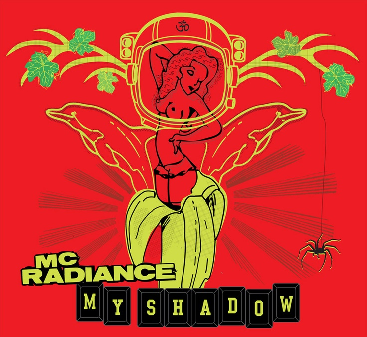 "This unusual album will keep you guessing with its genre-hopping. The latest MC Radiance cd is a colorful smorgasbord. The eclectic flavors inside My Shadow are mostly hybrids: world funk, coffeehouse, caribbean beaches, jazzy strut, lounge, ambient, electronica-cinematic. Tampa newspaper Creative Loafing described one song as ""weirdo-fun experimental hip hop"". Your tour guide through these tasty sideshows is MC Radiance, whose smooth vocal stylings hold the strange journey together."